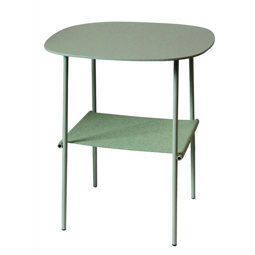 Table d'appoint Layer Coral Red