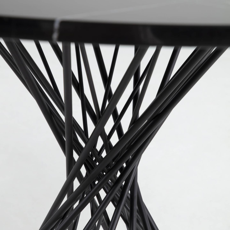 Table Niut | Black Marble