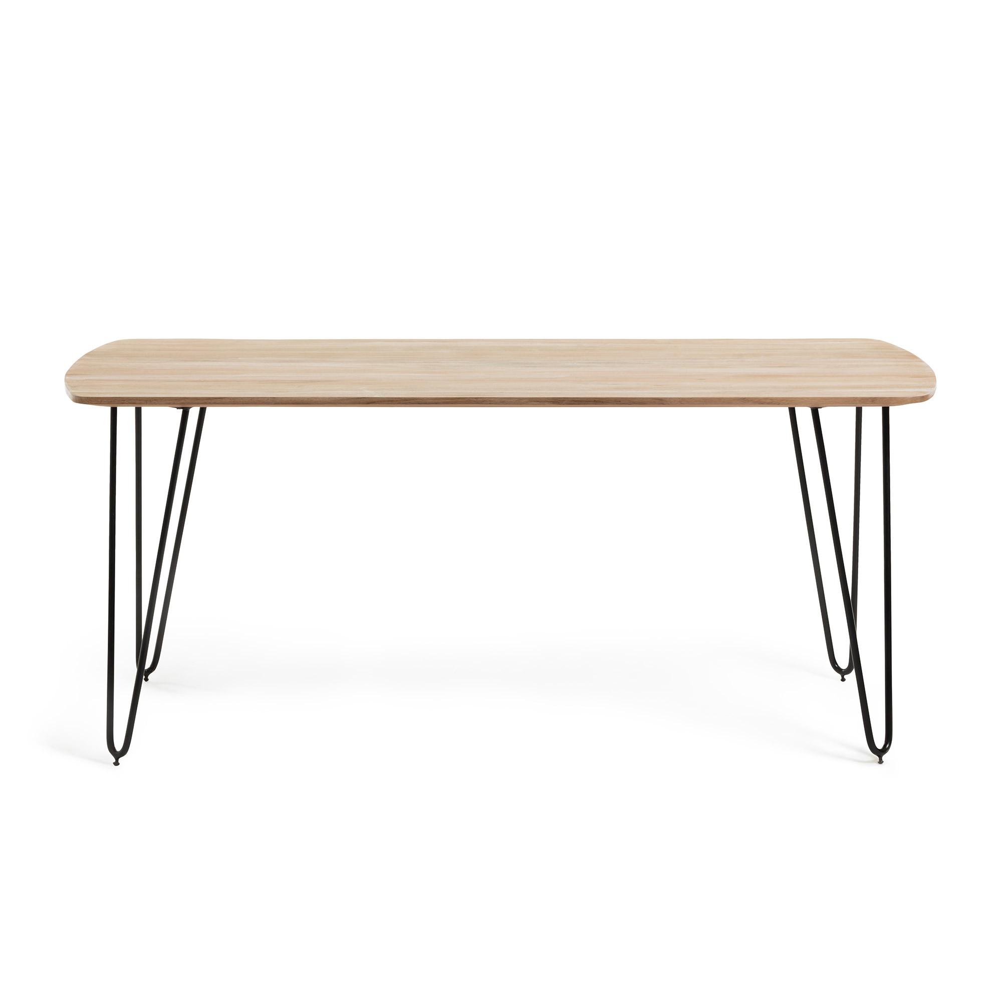 Tisch Barcli | Helles Holz