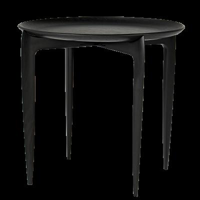 Klappbarer Tray-Tisch | Schwarz