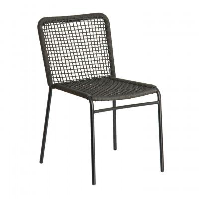 Stuhl MANDYRA | Grau