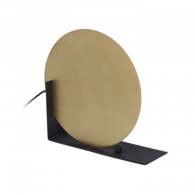 Tischlampe Stahel