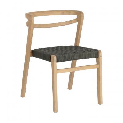 Stuhl Ezilda | Eukalyptusholz