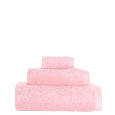 3er-Set Handtücher Toallas 14 l Rosa