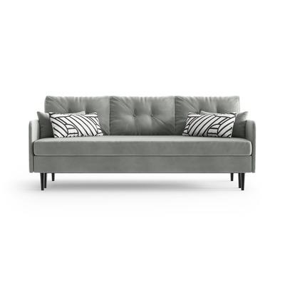 3-Sitzer Schlafsofa Memphis | Grau