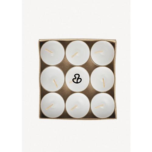Teelichtkerzen   9er-Set