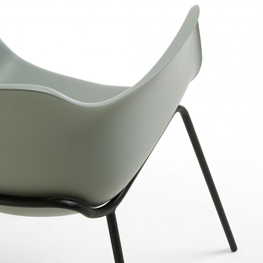 Set of 2 Chairs Khasumi | Grey