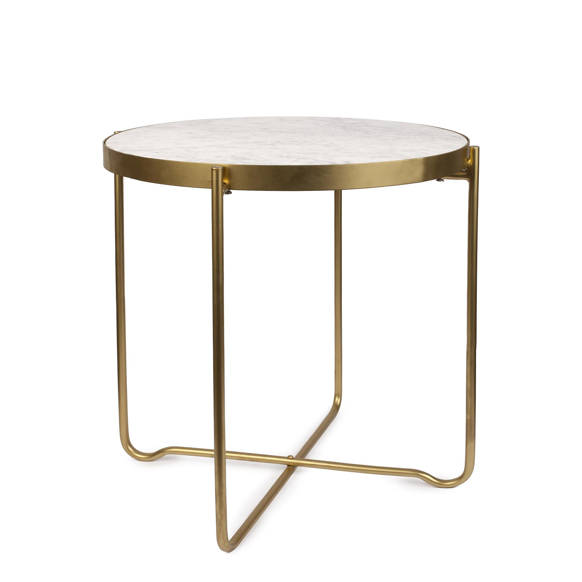 Side Table Elegant | White