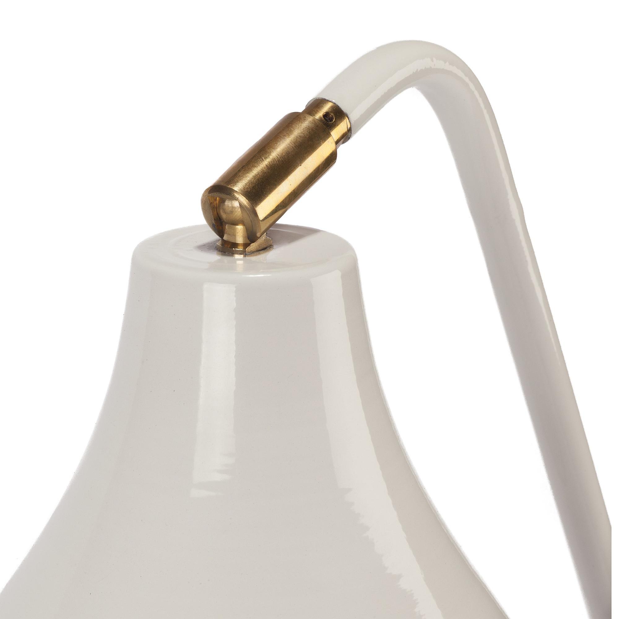 Airy Tafellamp   Wit