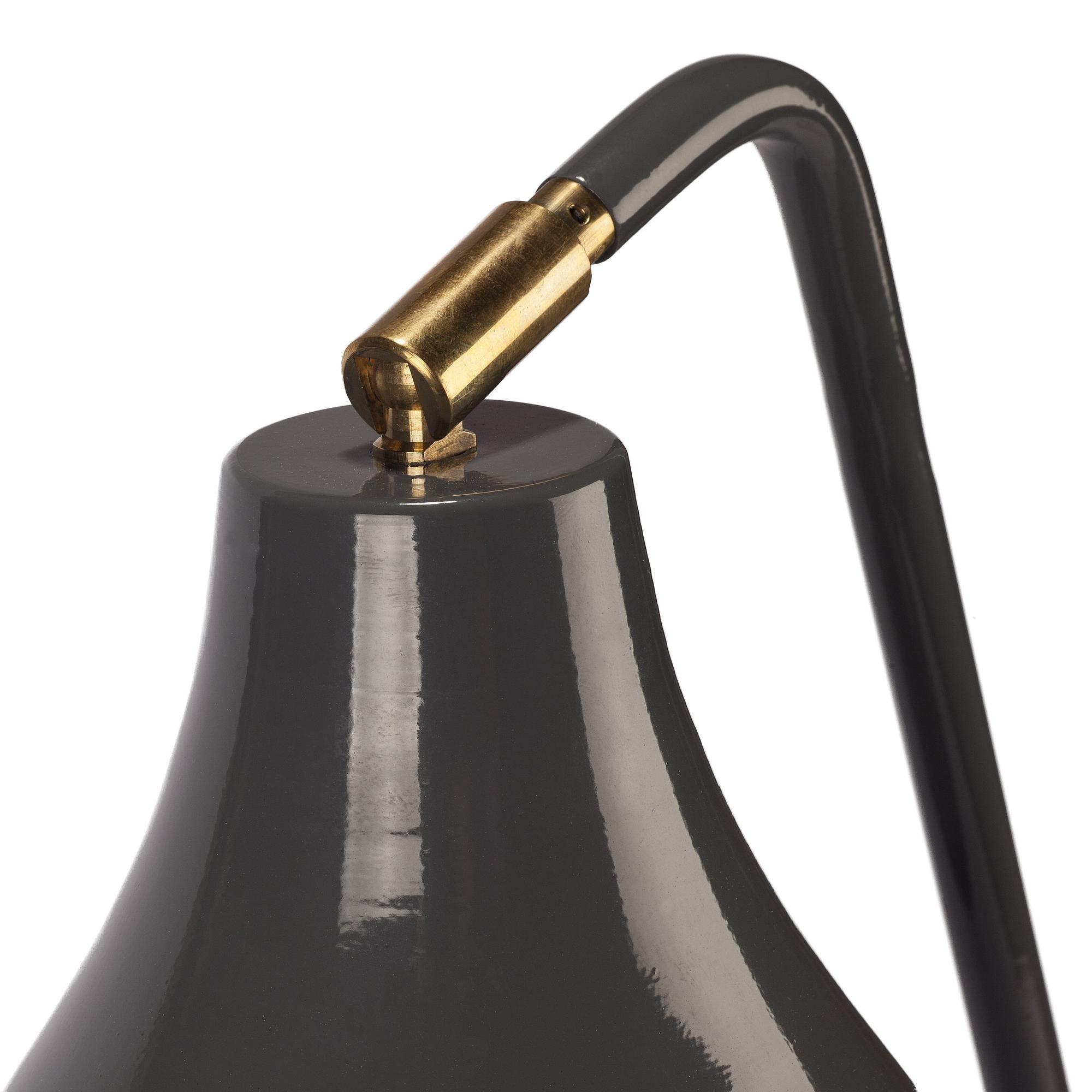 Airy Tafellamp | Grijs