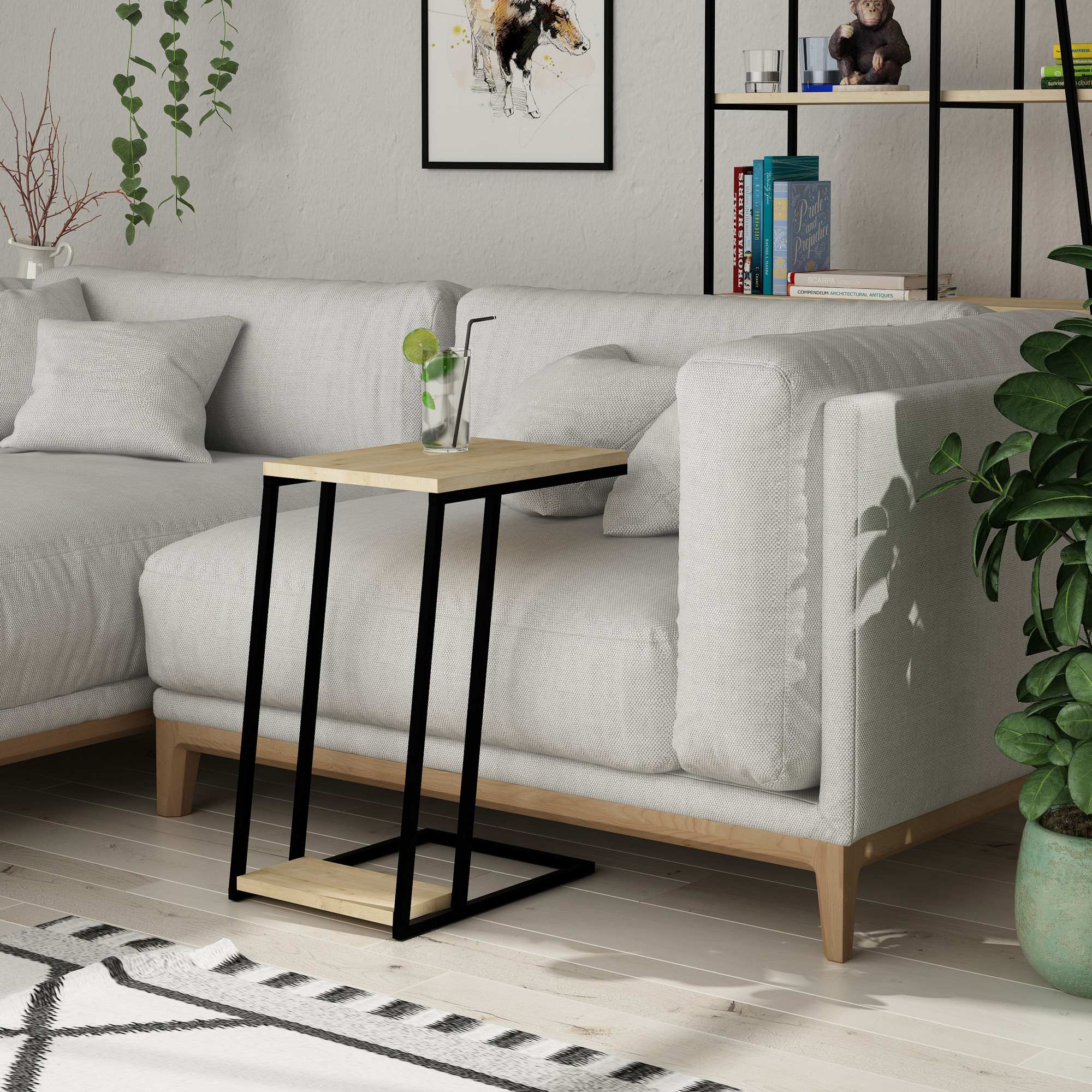 Coffee Table Pal | Oak