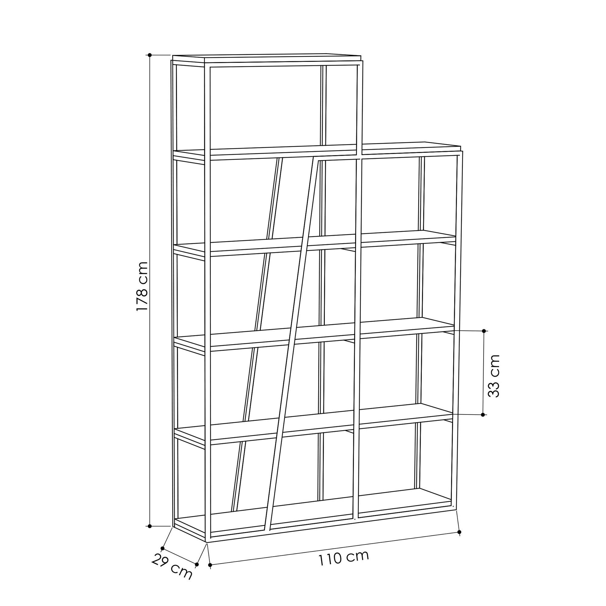 Bookshelf Pal | White