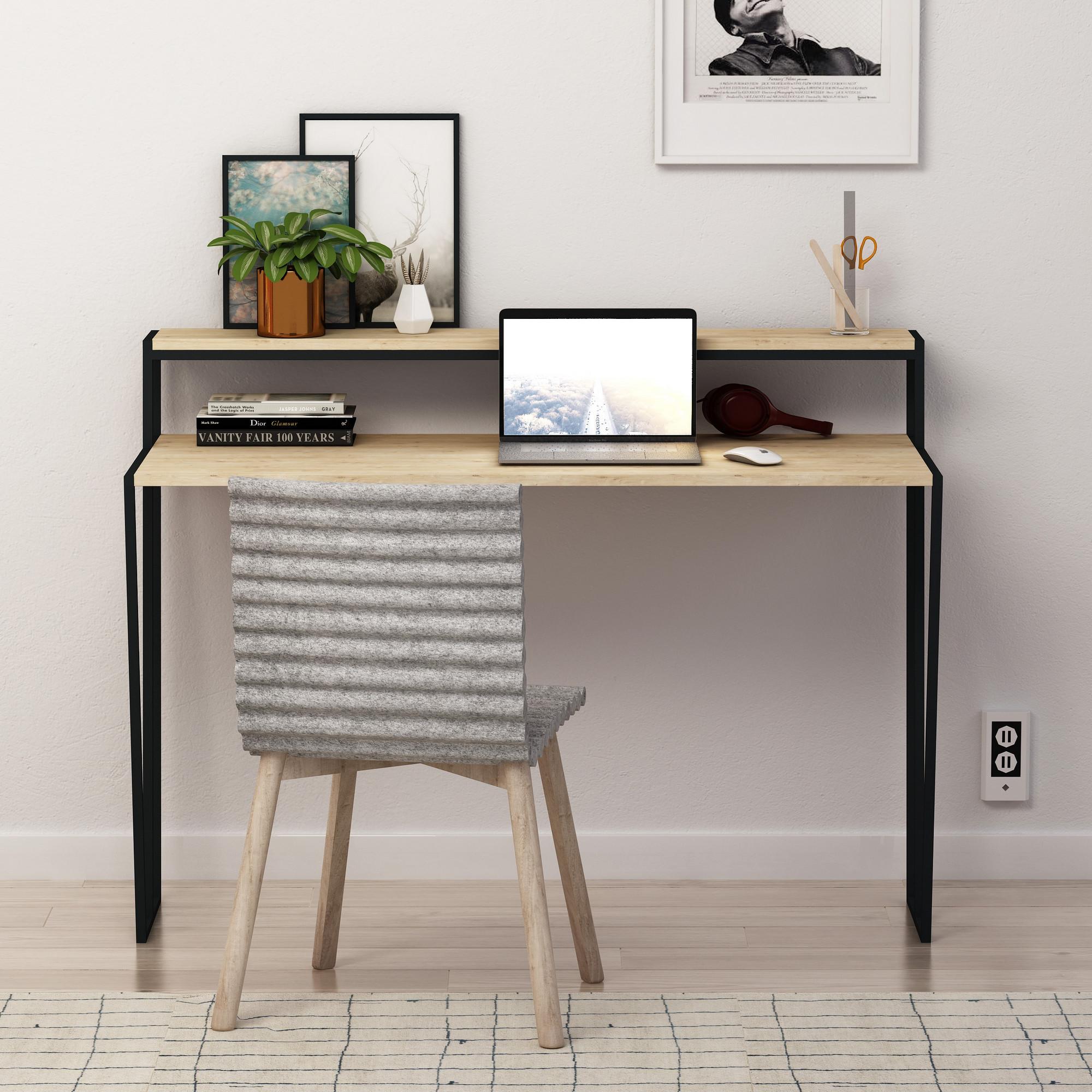 Schreibtisch Pal | Eiche