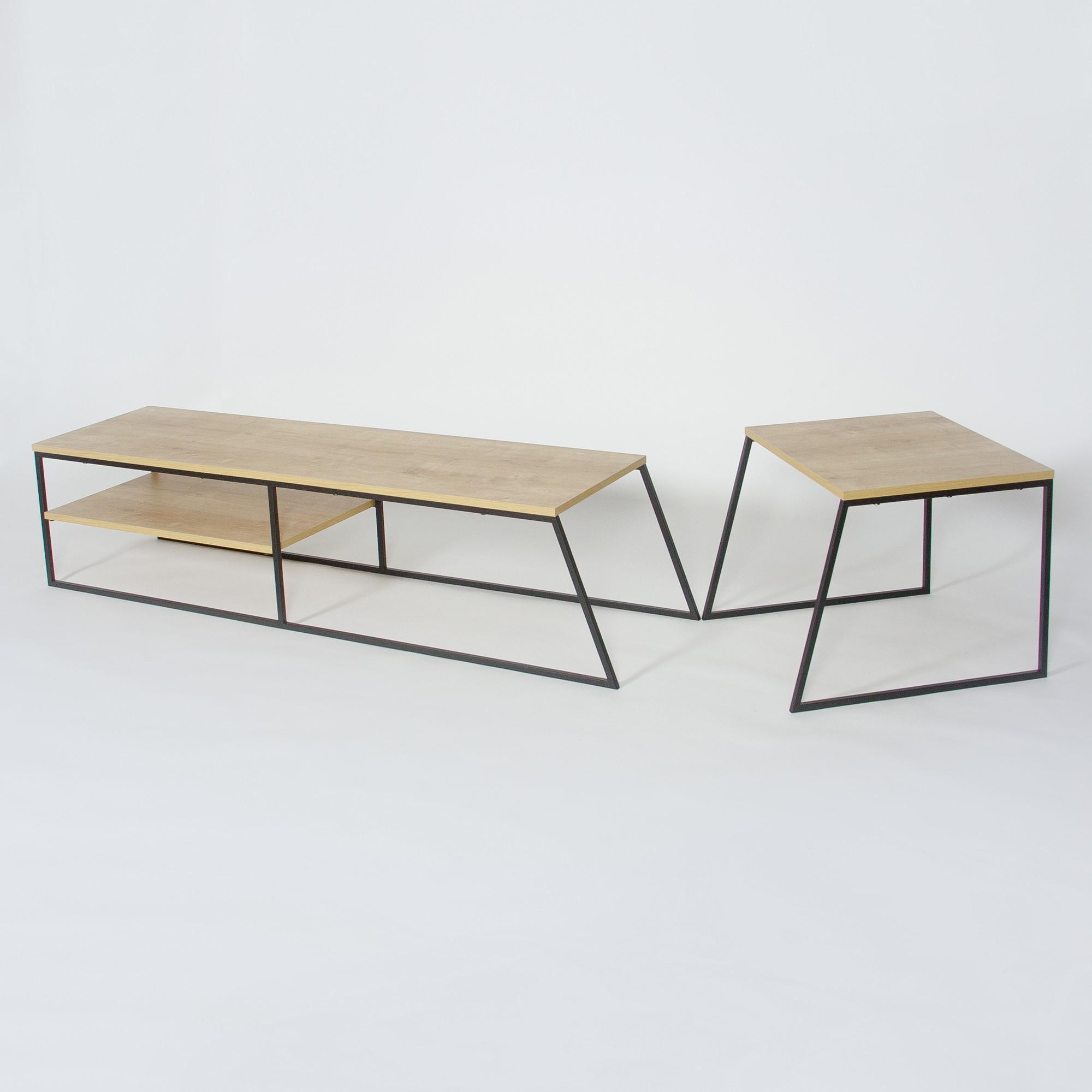 Living Room Furniture Set Pal | Oak