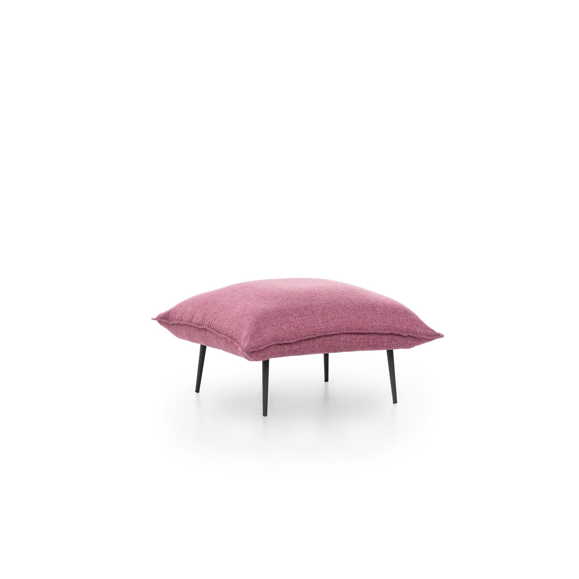 Pouf Aspen   Pink