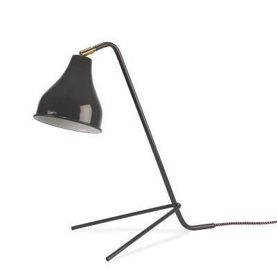 Tischlampe Airy | Grau