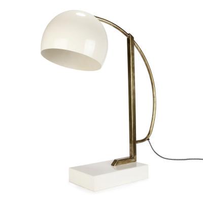 Tischlampe Antique | Elfenbein