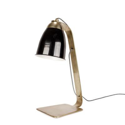 Bureau-Tischlampe | Schwarz