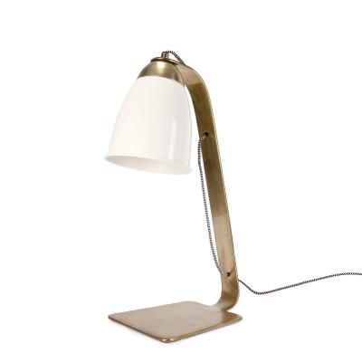 Bureau-Tischlampe | Elfenbein