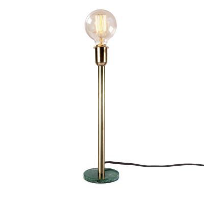 Tischlampe Chandelier H 46 cm | Grün
