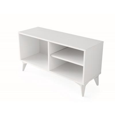 TV Stand Zisino | White