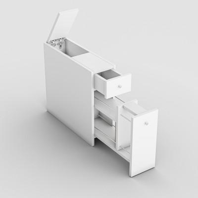 Multipurpose Cabinet Calencia | White