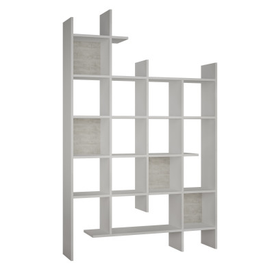 Bücherregal Manco | Weiß
