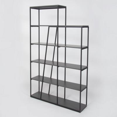 Bücherregal Pal | Anthrazit