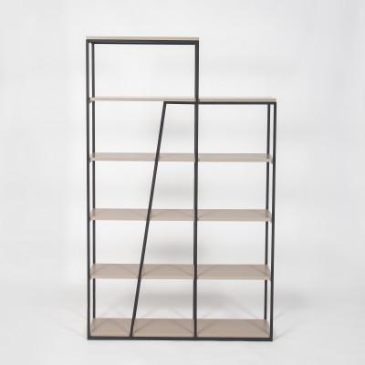 Bücherregal Pal | Heller Mokka
