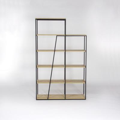 Bücherregal Pal | Eiche