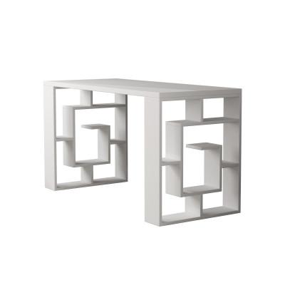 Schreibtisch Maze | Weiß