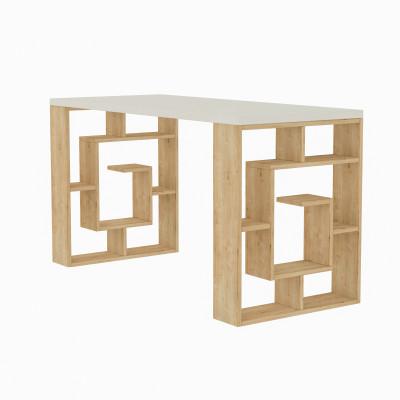 Schreibtisch Maze | Weißeiche
