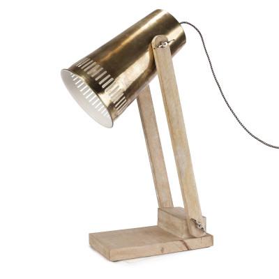 Tischlampe Master | Gold