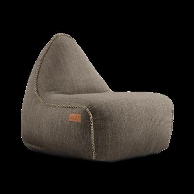 Sitzsack RETROit Cobana | Braun