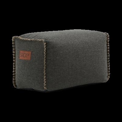 Pouf Quadrat Cobana | Grau