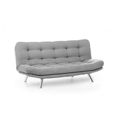 3-Sitzer-Sofabett Misa | Grau