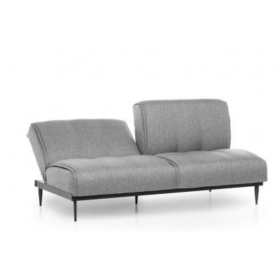 3-Sitzer-Sofabett Anton | Grau