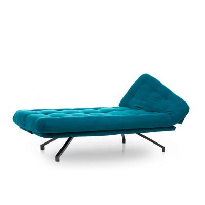 3-Sitz-Sofabett Coxy | Benzinblau