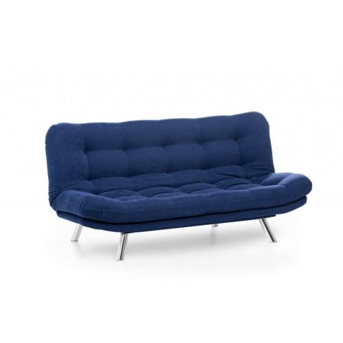 3-Sitzer-Sofabett Misa | Blau