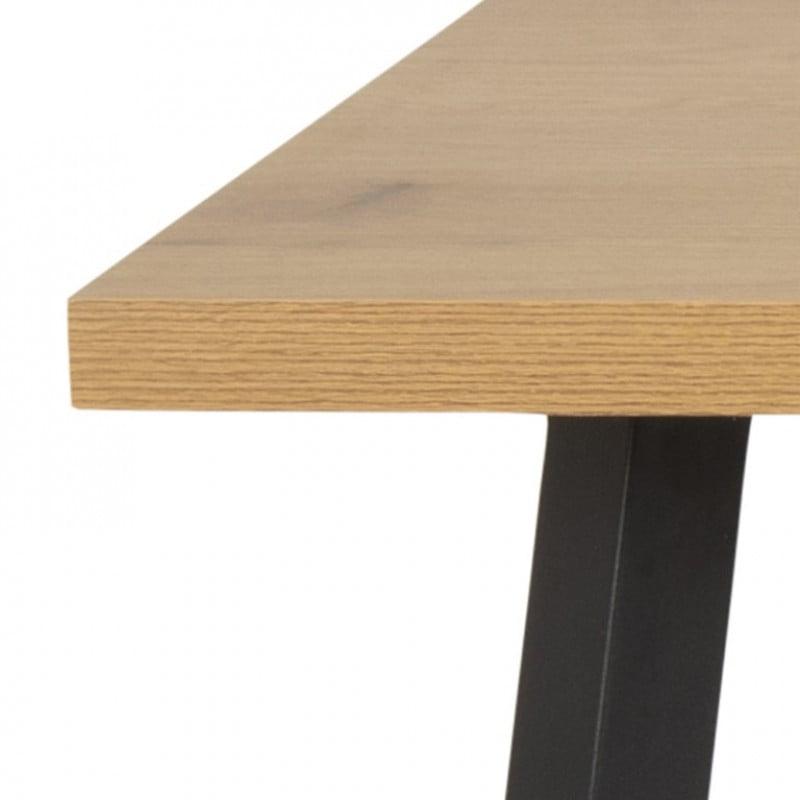 Esstisch Jallow 190 cm   Wilde Eiche