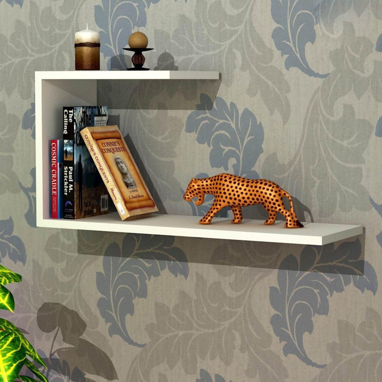Shelf J | White