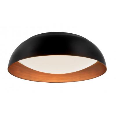 Pendant Light Landon D 60 cm H 17 cm   Black