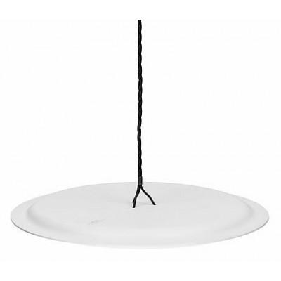 HALO Medium Pendant Lamp | White