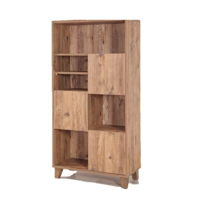 Bücherregal Marina Flora - 200 | Kiefer