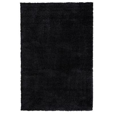 Rug 9000NM | Black 80 x 150 cm