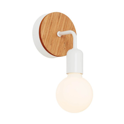 Wandlampe Valetta | Weiß
