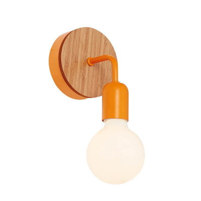 Wall Lamp Valetta | Orange