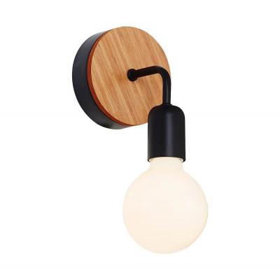 Wandlampe Valetta | Schwarz