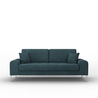 3-Sitzer-Sofa Rime | Dunkel-Türkis