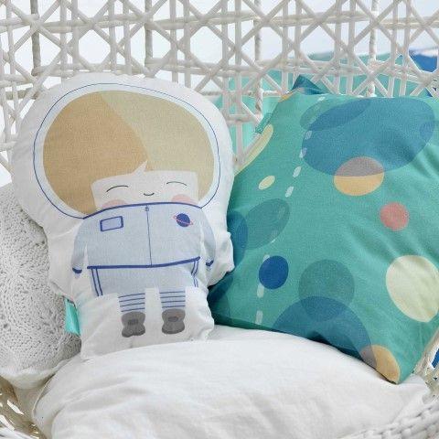 Kussen 40 x 30 cm | Astronaut